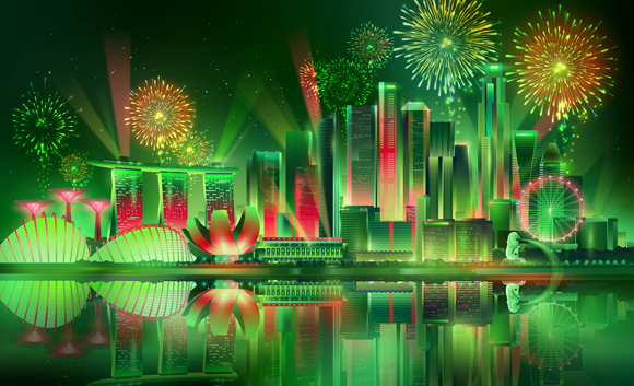 Spark your Celebrations: A Festive Packaging for Heineken