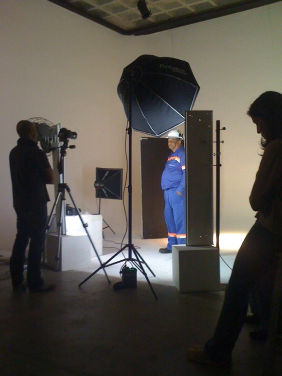 Anglo American_Building Great Tomorrows_Behind the Scenes_Image 2