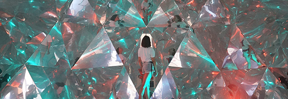 Beyond reality: KAZ SHIRANE's magical installations at Alfa Future People Festival