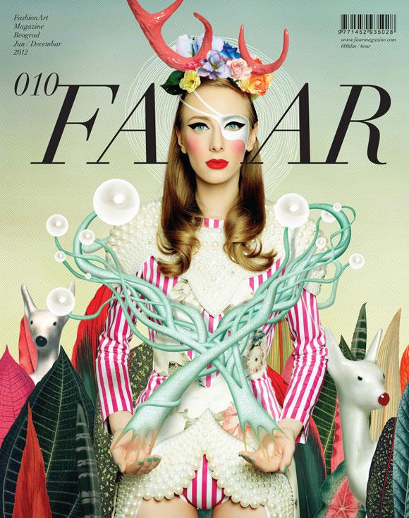 BECHA x FAAR Magazine