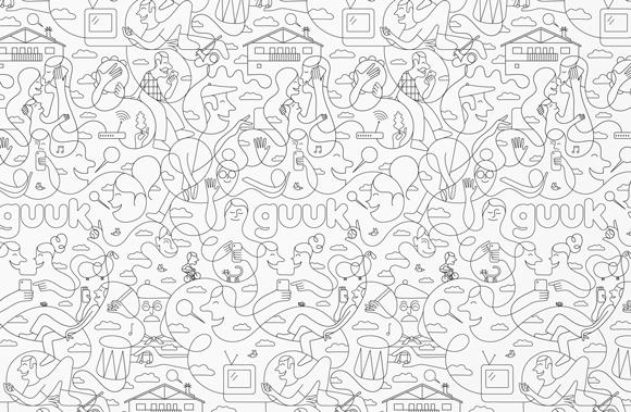 """Let's Reconnect"": Jonathan Calugi x Guuk"
