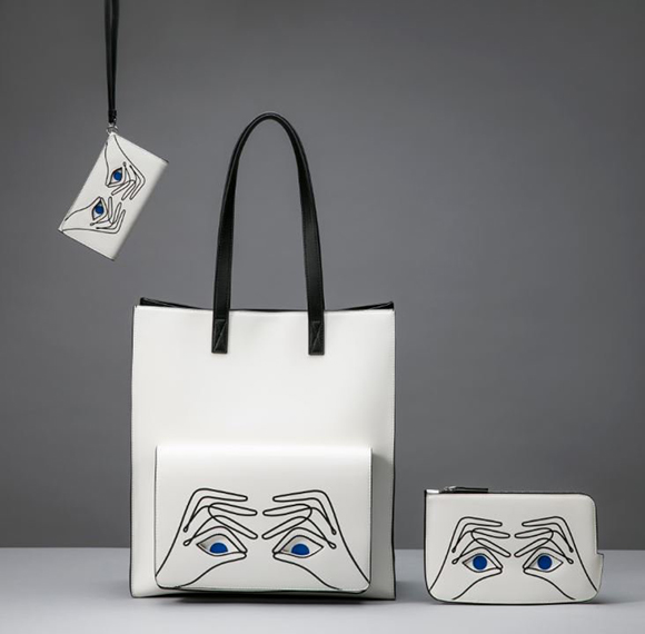 Less is more: Lulu Guinness x Jonathan Calugi capsule collection