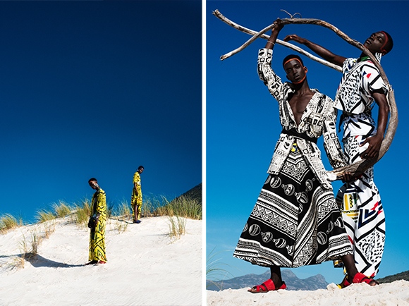 Vibrant Horizons: Elena Iv-Skaya for Africa is Now