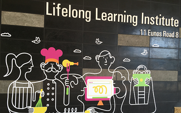 Never Stop Learning: Jonathan Calugi x Singapore's LifeLong Learn Campaign