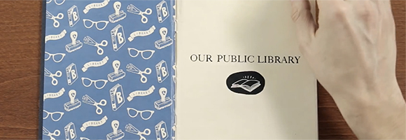 "James Braithwaite: ""Our Public Library"""