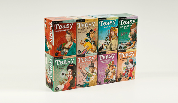 teasy Packaging