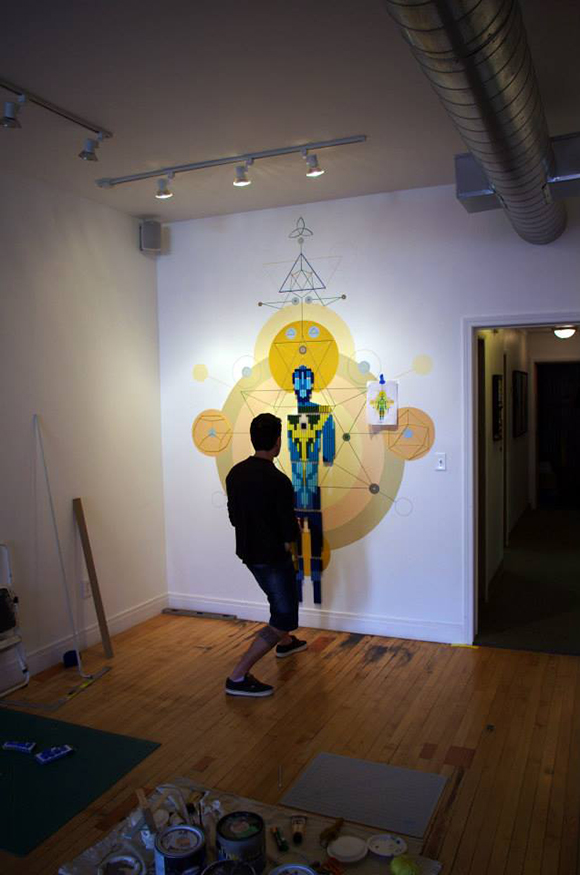 """""""Among Photons"""" - Fernando Chamarelli's first solo exhibition in Chicago"""