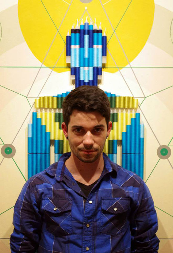 """Among Photons"" - Fernando Chamarelli's first solo exhibition in Chicago"