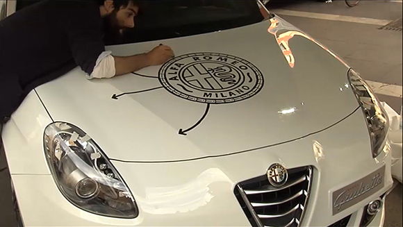 THE TIMELINE: ALFA ROMEO GIULIETTA'S HISTORY AS SEEN BY JONATHAN CALUGI