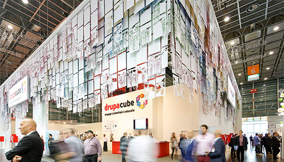 Wanda Barcelona for Drupa: Transforming Spaces