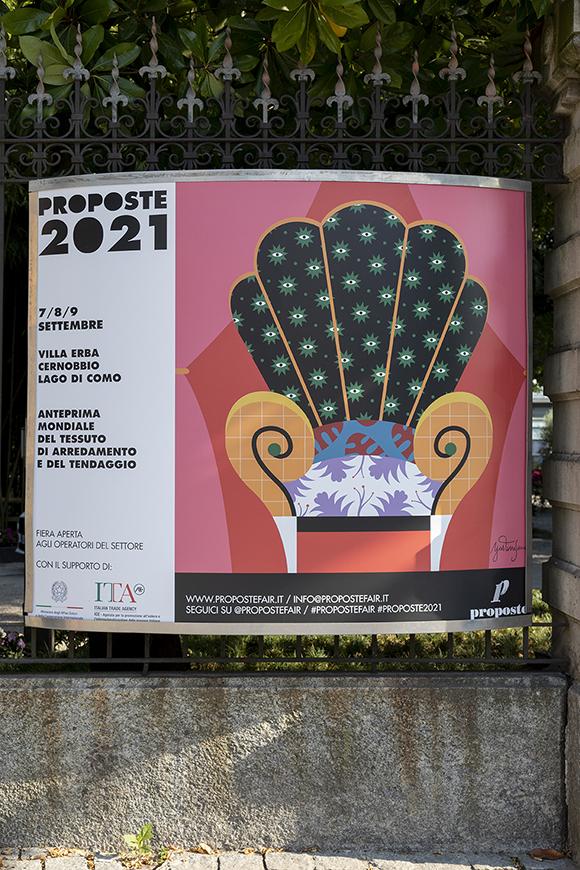 When Art meets Design: Agostino Iacruci x Proposte