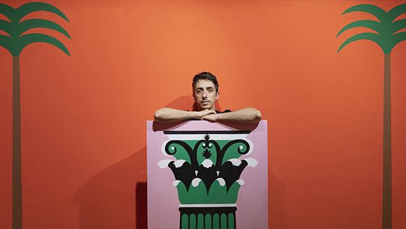 Tracing Vitruvio: Agostino Iacurci's new solo show
