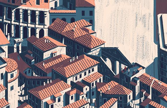 MACHAS BRAND NEW: MATTEO BERTON, ILLUSTRATOR