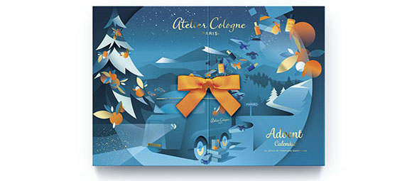 Delivering happiness all over the world: Ray Oranges x Atelier Cologne