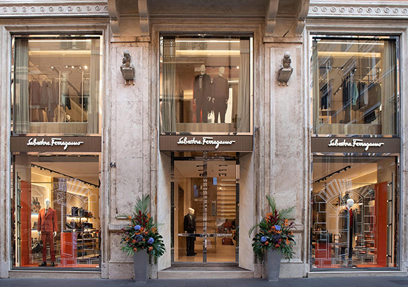 The celebration Of An Icon: Ferragamo x James Dawe
