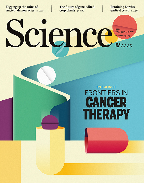 New Frontiers: Ray Oranges for Science Magazine