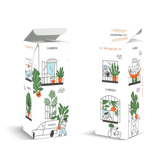 Miguel Angel Camprubi x Patch Plants