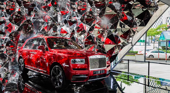Effortless Everywhere: Machas consults on the Rolls-Royce CULLINAN China Roadshow