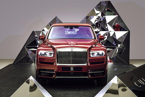 Effortless Everywhere: Rolls-Royce Cullinan China Roadshow