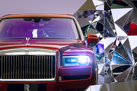 Effortless Everywhere: Rolls-Royce Cullinan China Roadshow