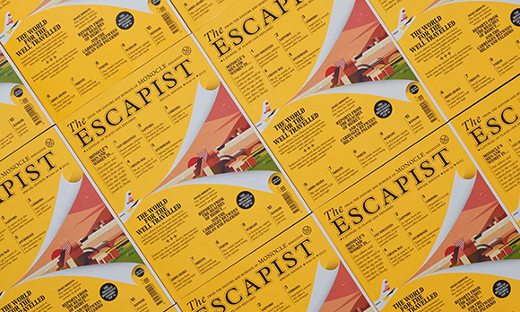 Take a Look around the World with Ray Oranges through The Escapist