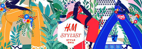 What is your Style DNA? Kelly Anna for H&M x Stylist
