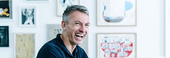 Interview with illustrator Olaf Hajek