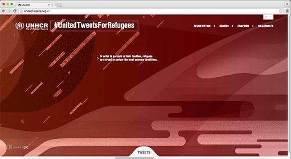 Get Closer: Tooco for UNHCR new digital campaign