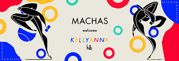The rise of the slickest: Welcome to Machas Kelly Anna!