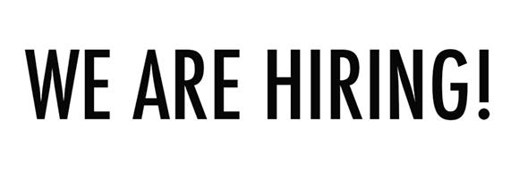 We are hiring: Senior Agent/ Creative Producer & Digital Content Producer!