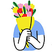 Miguel Angel Camprubi Facebook stickers bright days 1