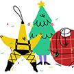 Miguel Angel Camprubi facebook stickers happy new year