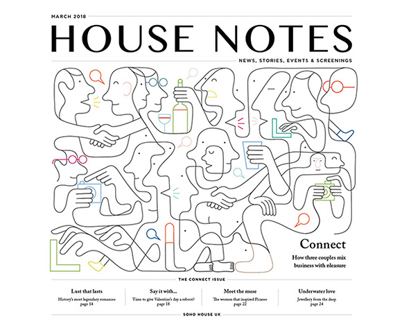 Jonathan Calugi House Notes
