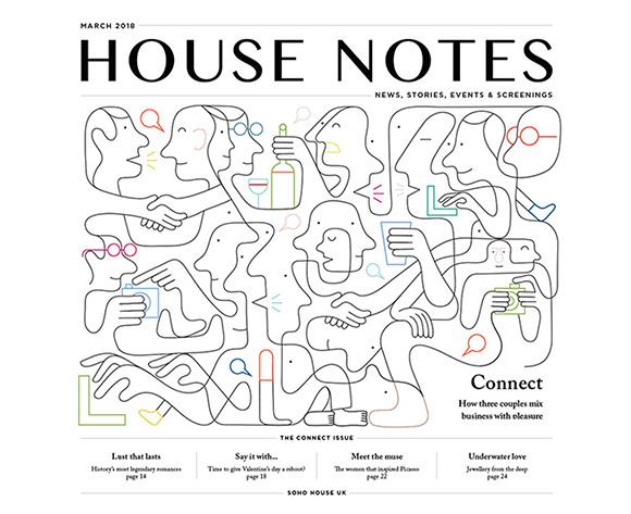 Jonathan Calugi House Notes