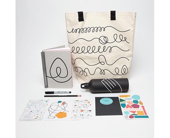 Jonathan Calugi Airbnb bag