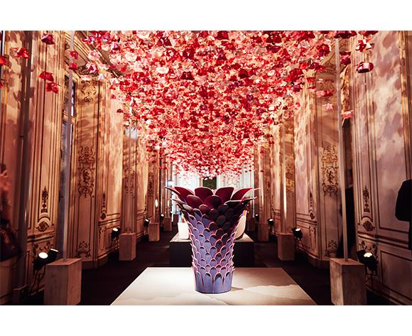 Wanda Barcelona Sous la pluie nomade Louis Vuitton