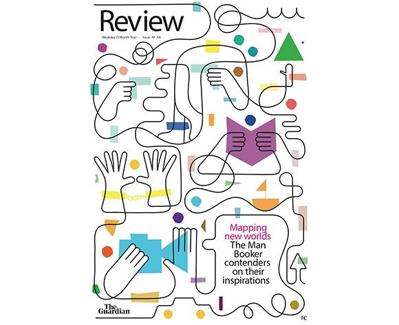 Jonathan Calugi The Guardian cover