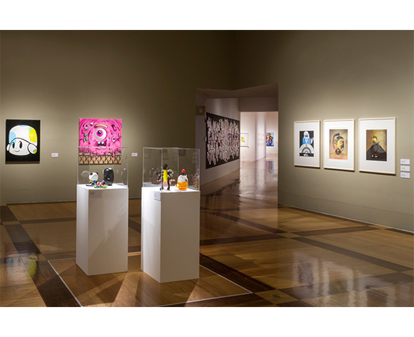 Tooco Pictoplasma picture gallery