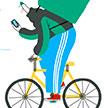 Bike - Courier
