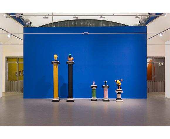 Agostino Iacurci GYPSOTECA M77 Gallery Milan