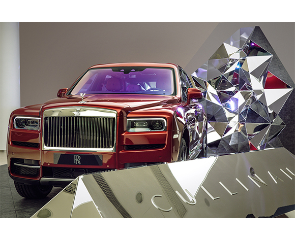 Kaz Shirane Rolls Royce 2