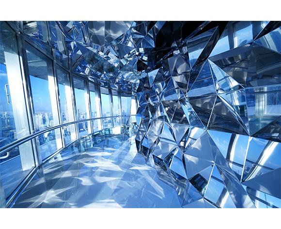 Kaz Shirane Tokyo Tower Top Deck 2