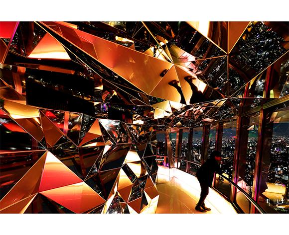 Kaz Shirane Tokyo Tower Top Deck 4