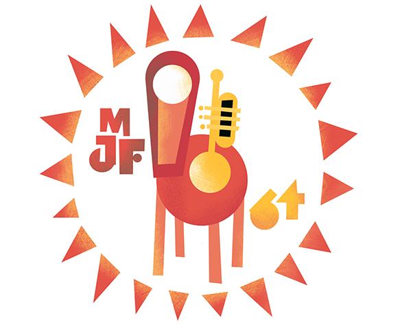 Jeff Rogers Monterey Jazz Festival Sun