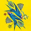 Olaf Hajek Diptyque Birds