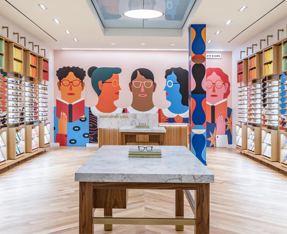 Agostino Iacurci - Warby Parker