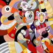 Machas Artist Fernando Chamarelli - Talent List - mural image 5