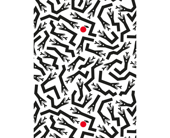 Machas Artist_Jonathan Calugi_Snake Squiggle image 1