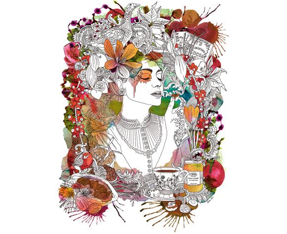 Machas Artist Leslie Clerc_Talent List_watercolour_Image 2