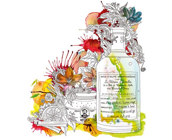 Machas Artist Leslie Clerc_Talent List_watercolour_Image 3
